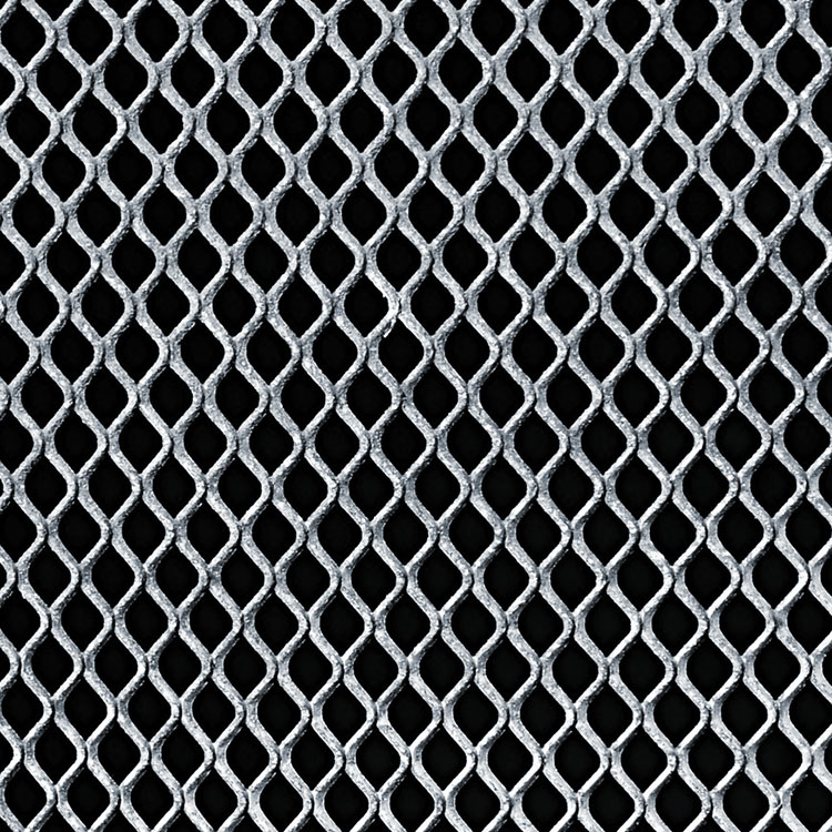 Steel mesh for exclusion